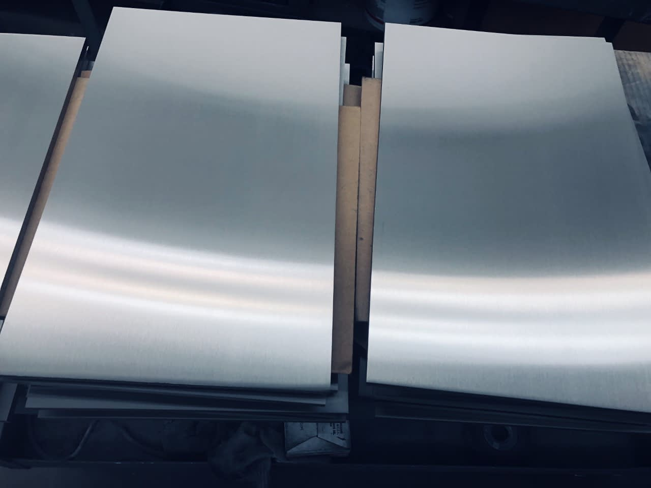 Line Grain stainless steel sheets